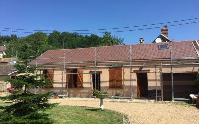 Restauration Couverture